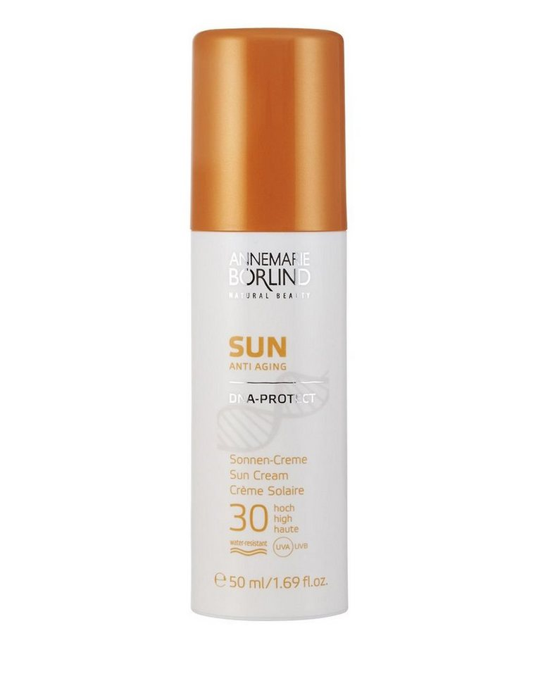 Annemarie Börlind Sonnencreme »Sun Cream DNA Perfection SF30«