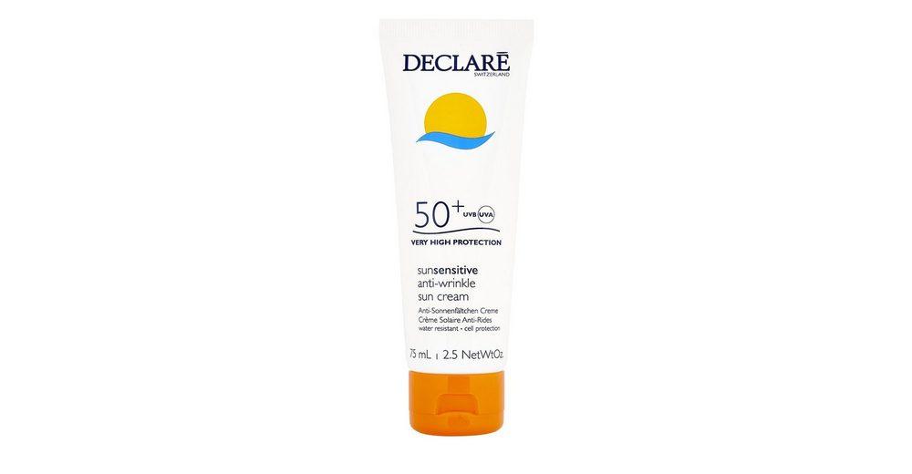Declaré Sonnencreme »SunSensitive Anti-Wrinkle SPF 50+«