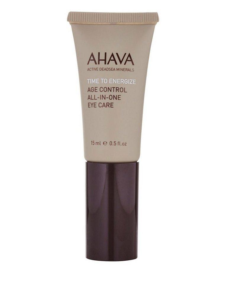Ahava Augenpflege »Age Control«