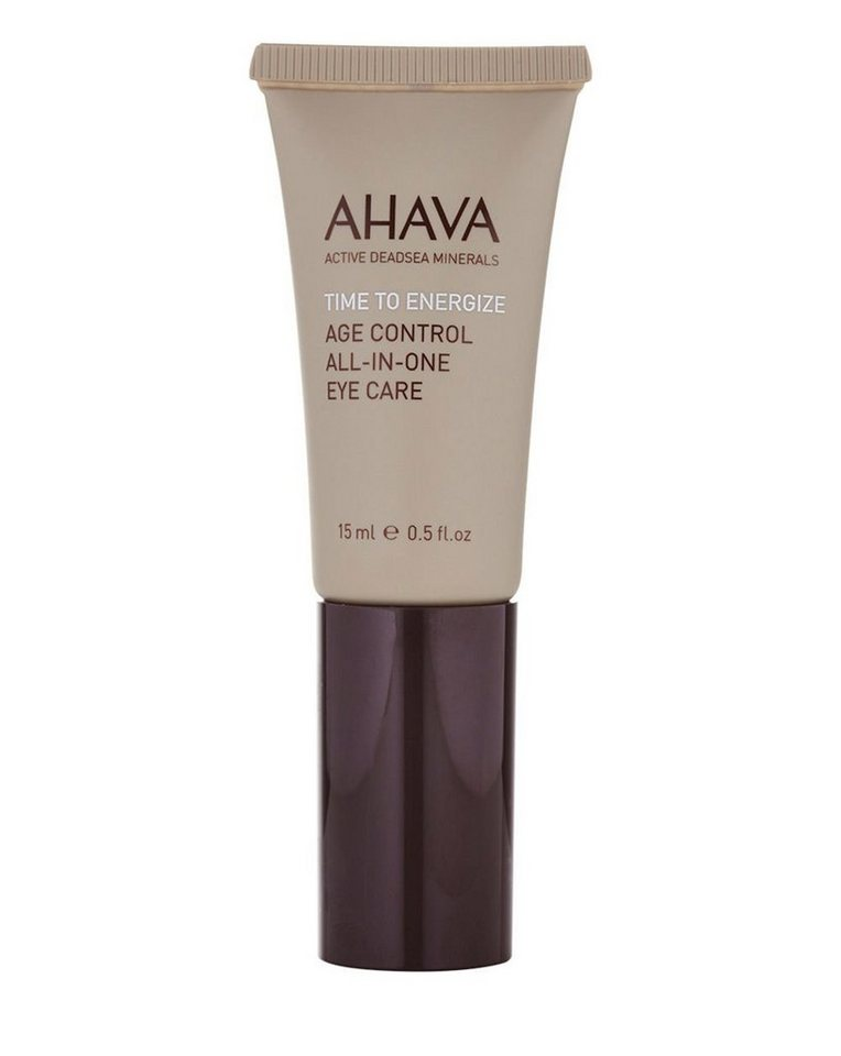 Ahava Augenpflege »Time To Energize Men All-In-One With Sleeve«