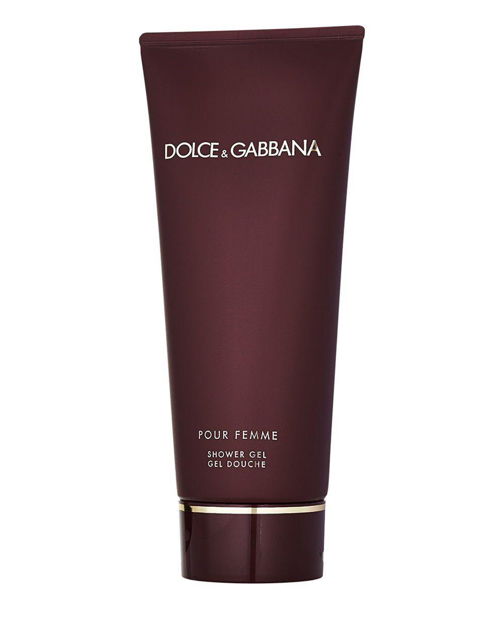 DOLCE&GABBANA Duschgel »Pour Femme«