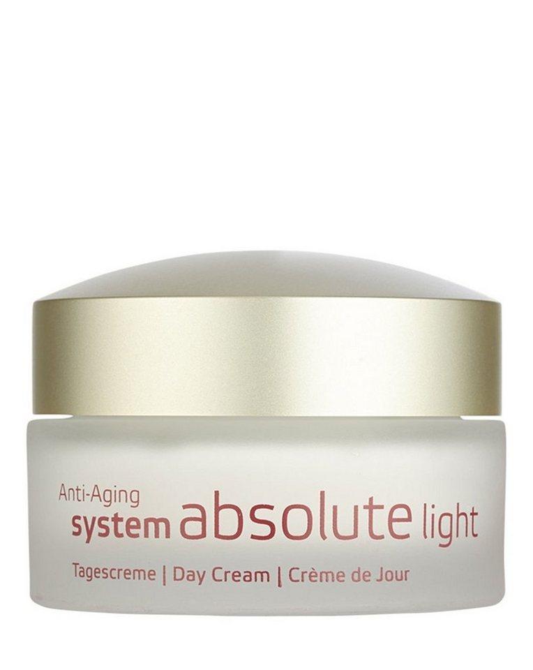 Annemarie Börlind Gesichtscreme »System Absolute Light«