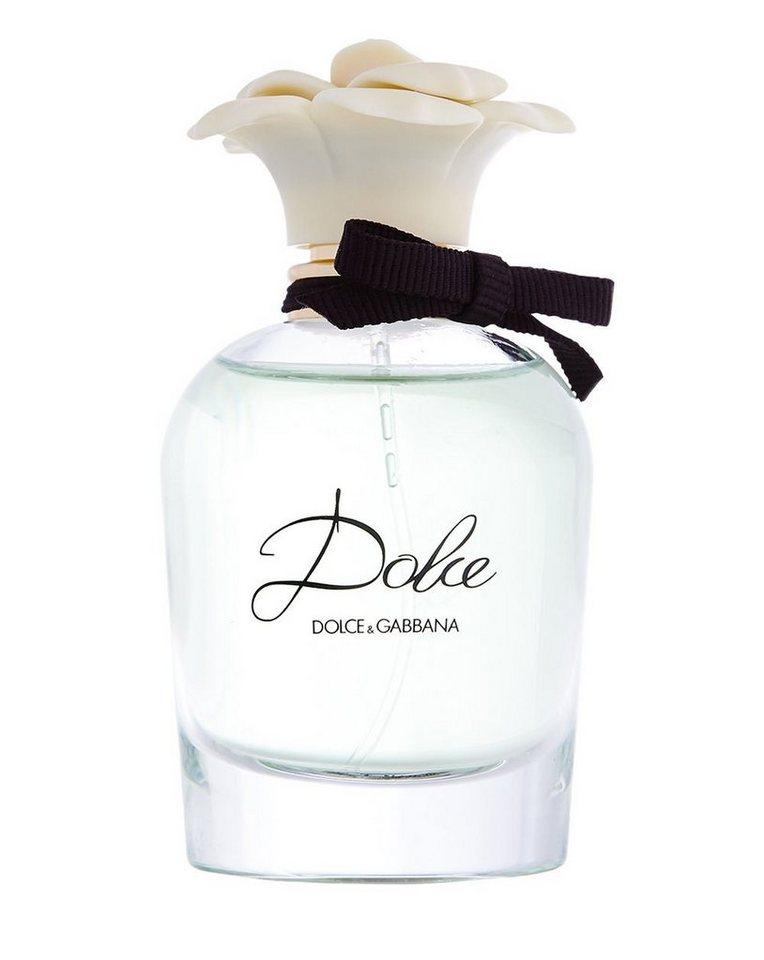 DOLCE&GABBANA Eau de Parfum »Dolce Woman«