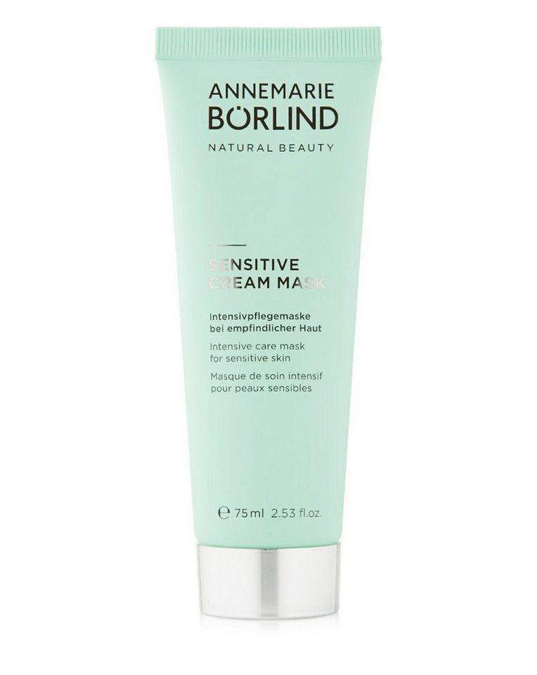 Annemarie Börlind Gesichtsmaske »Sensitive Cream Mask«