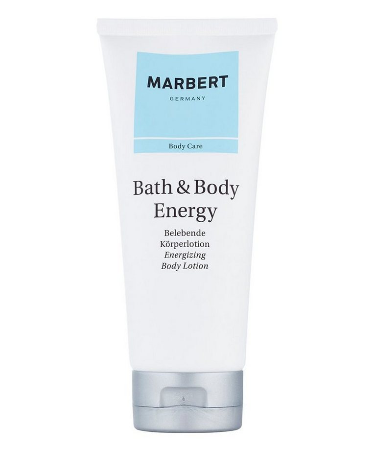 Marbert Bodylotion »Bath & Body Energy«