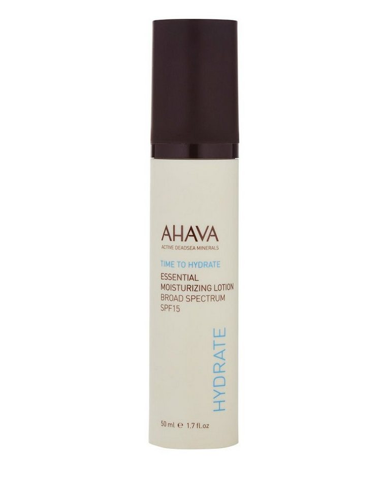Ahava Gesichtslotion »Essential Moisturizing Lotion SPF 15«