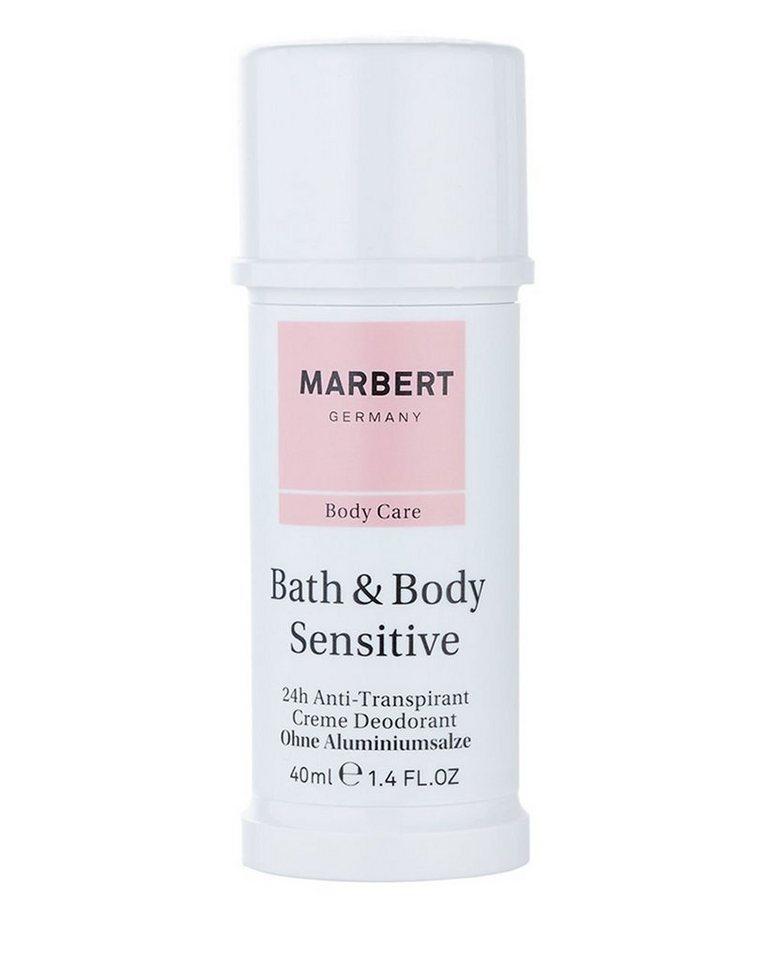 Marbert Deodorant »Bath & Body Sensitive«