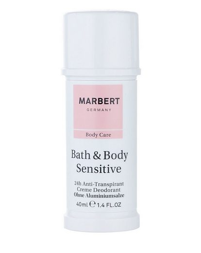 Marbert Deo »Bath & Body Sensitive«