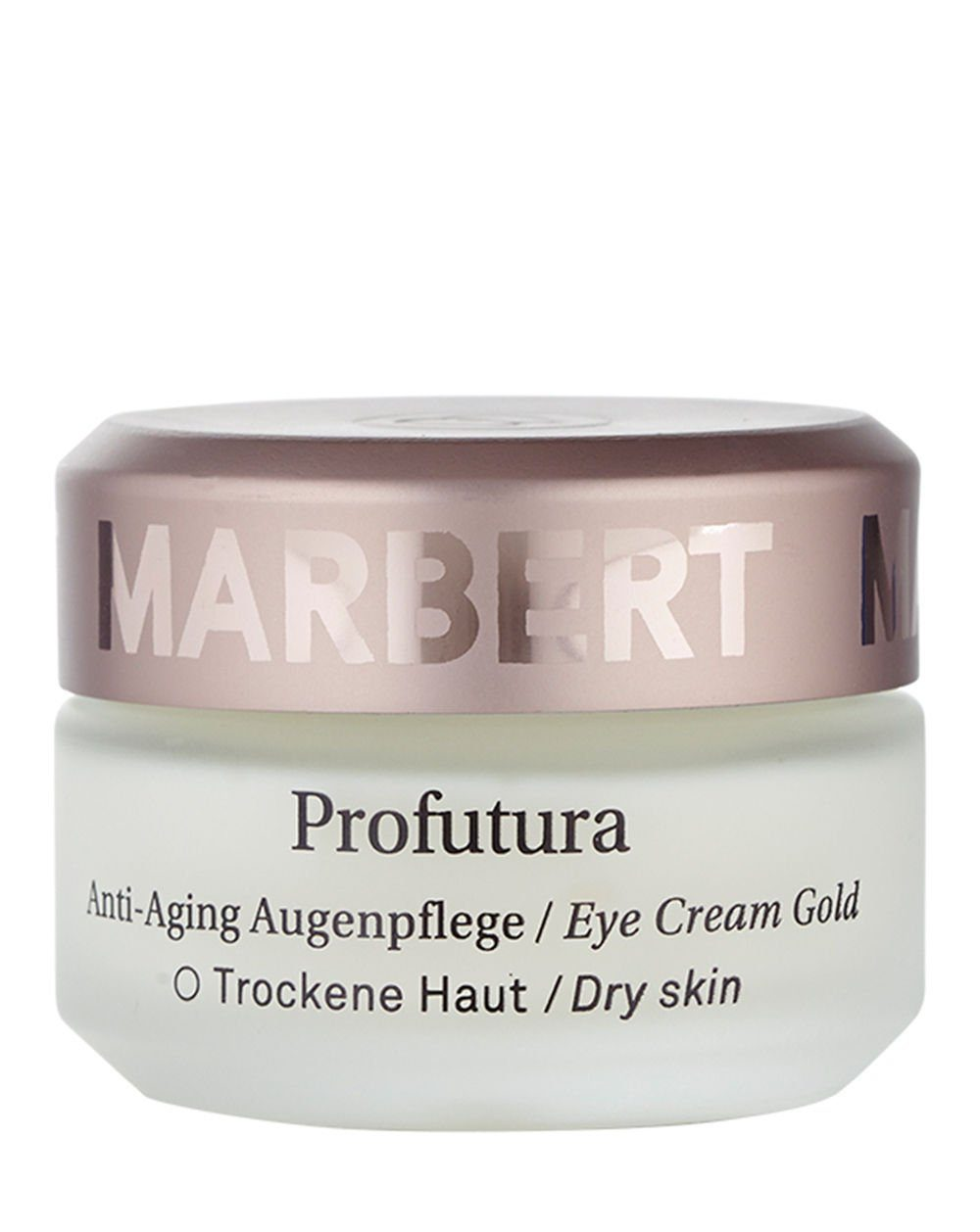 Marbert Augencreme »Profutura Eye Cream Gold«