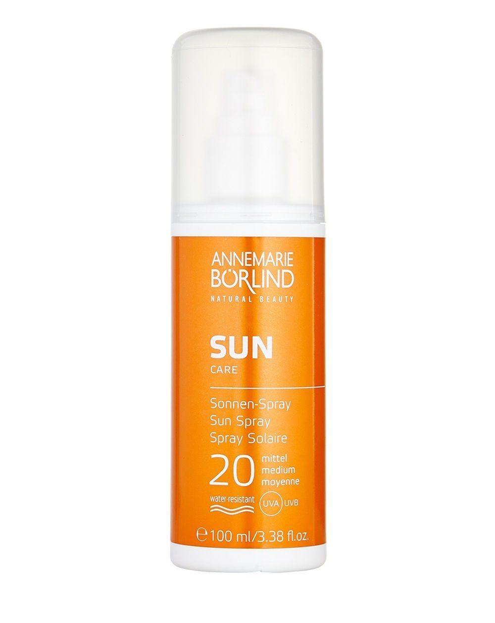 Annemarie Börlind Sonnenspray »Sun Sonnen-Spray Lsf20«