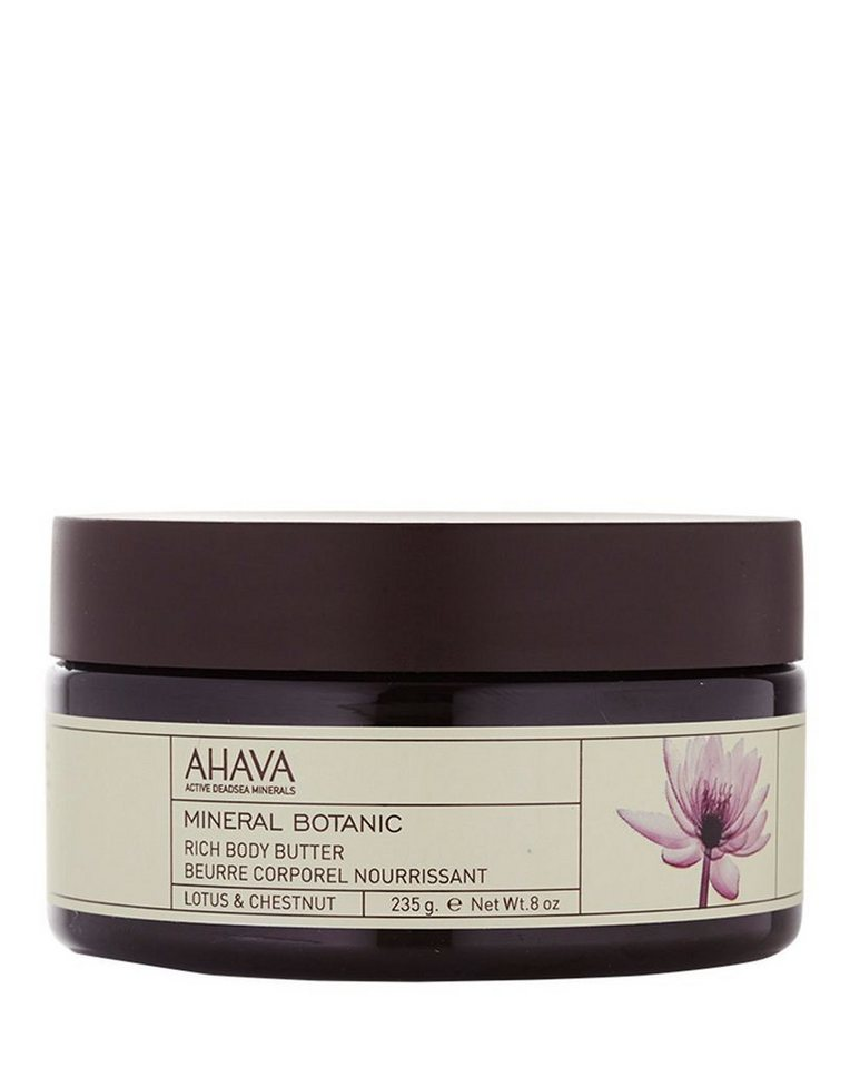 Ahava Körperbutter »Rich Body Butter«