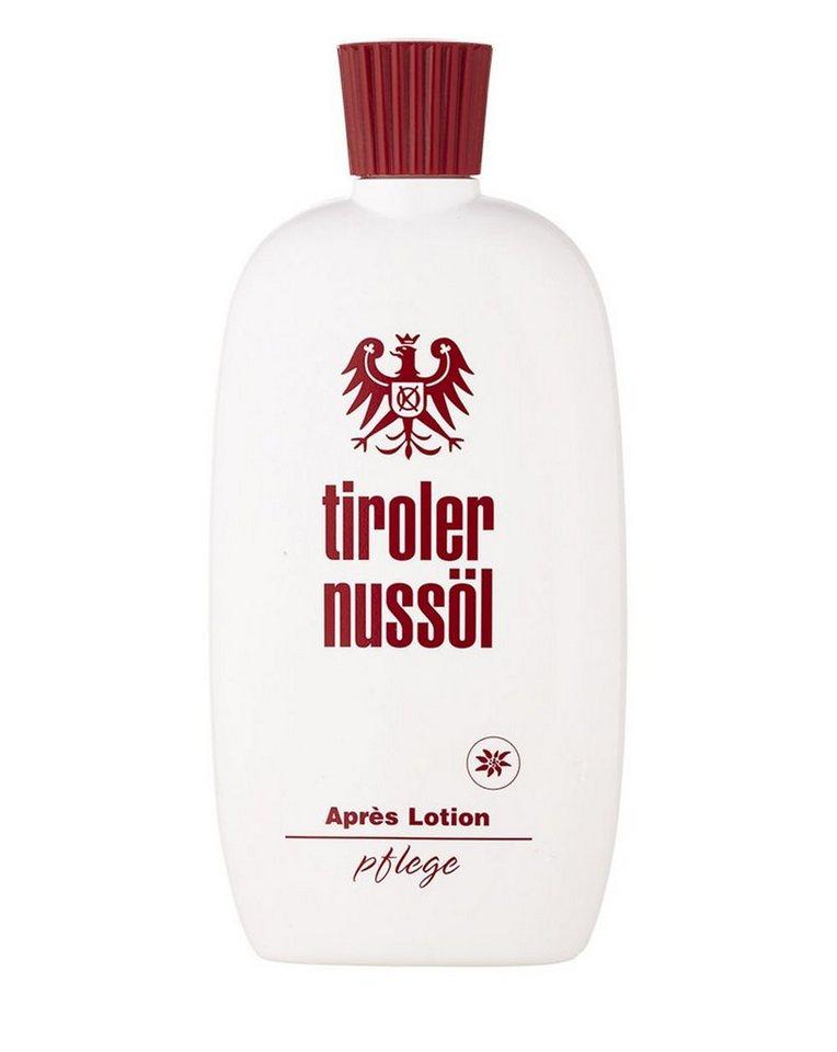 Tiroler Nussöl After Sun Lotion »Pflege«