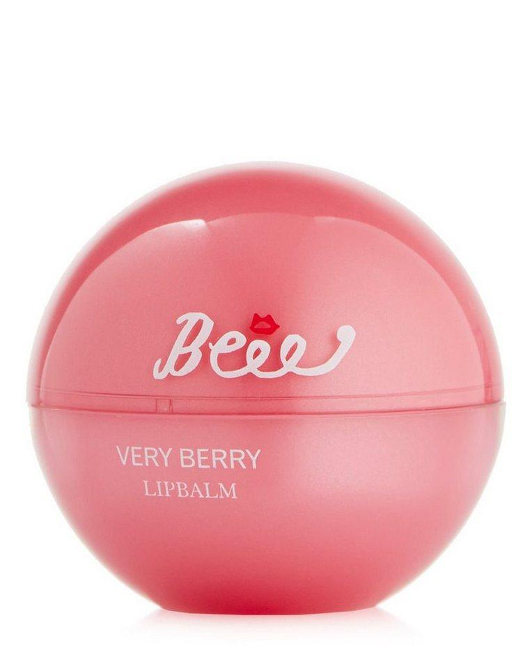 """Beauty Beee Lippenbalsam »Lipbalm """"Beee Very Berry""""«"""