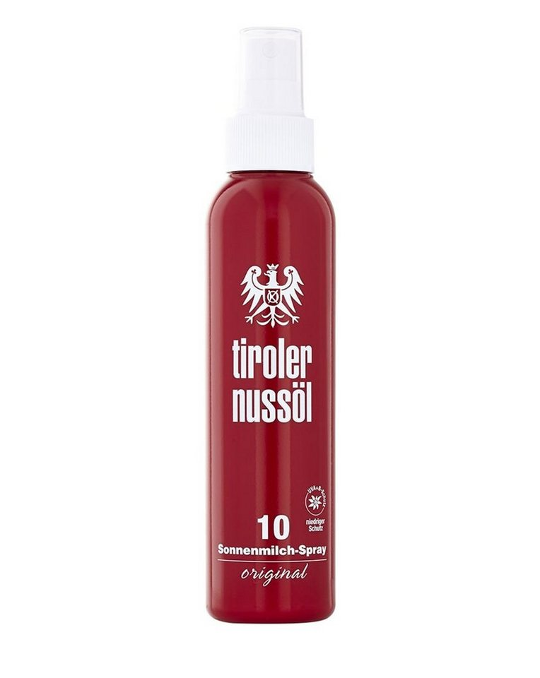 Tiroler Nussöl Sonnenspray »Original«