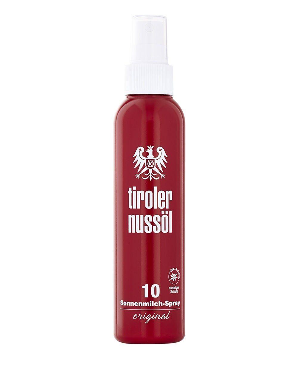 Tiroler Nussöl Sonnenspray »Original LSF 10«
