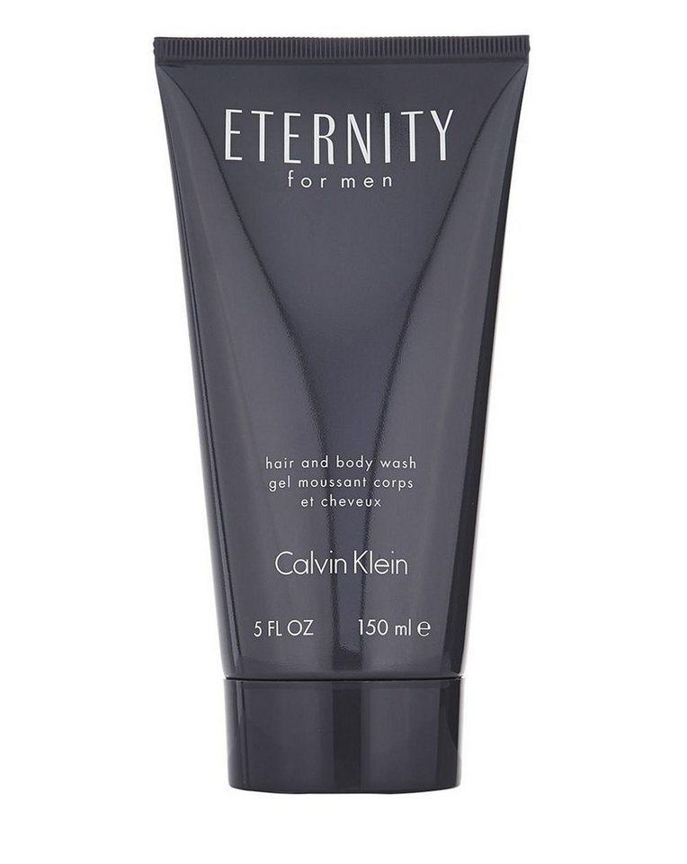 Calvin Klein Duschgel »Eternity for Men Hair & Body Wash«