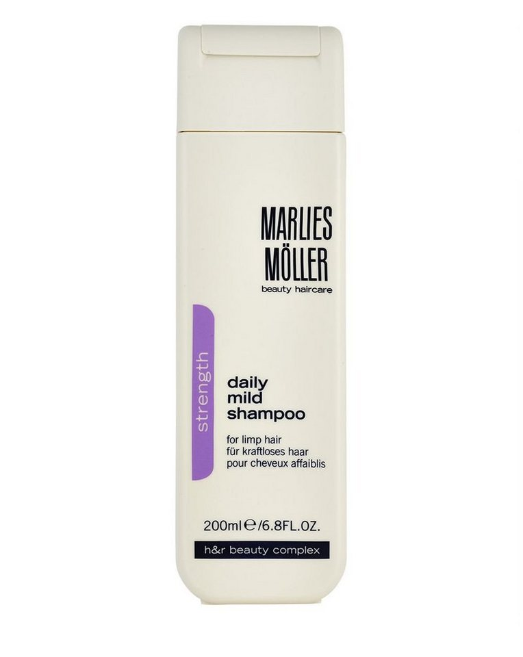 Marlies Möller Shampoo »Essential Cleansing Daily Mild«