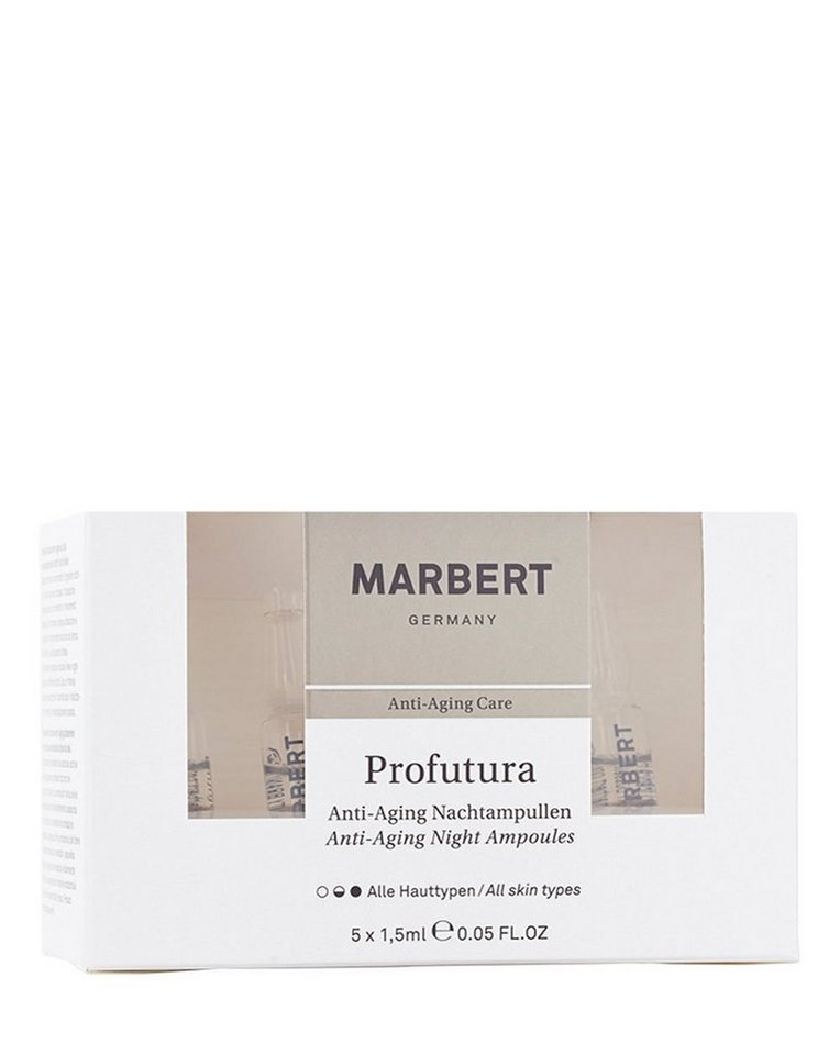 Marbert Nachtpflege »Profutura Anti-Aging«