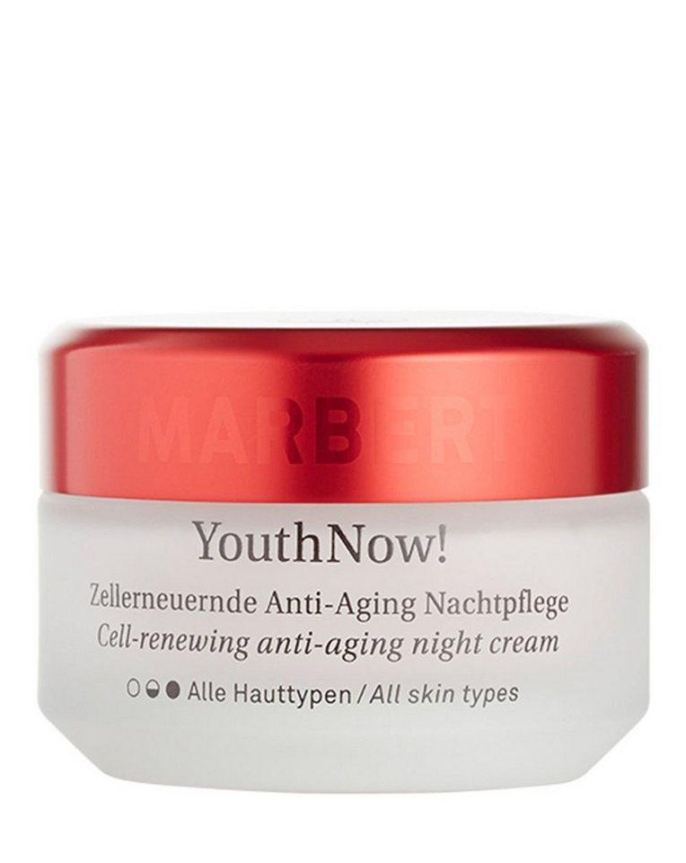 Marbert Nachtcreme »YouthNow! Night Cream«