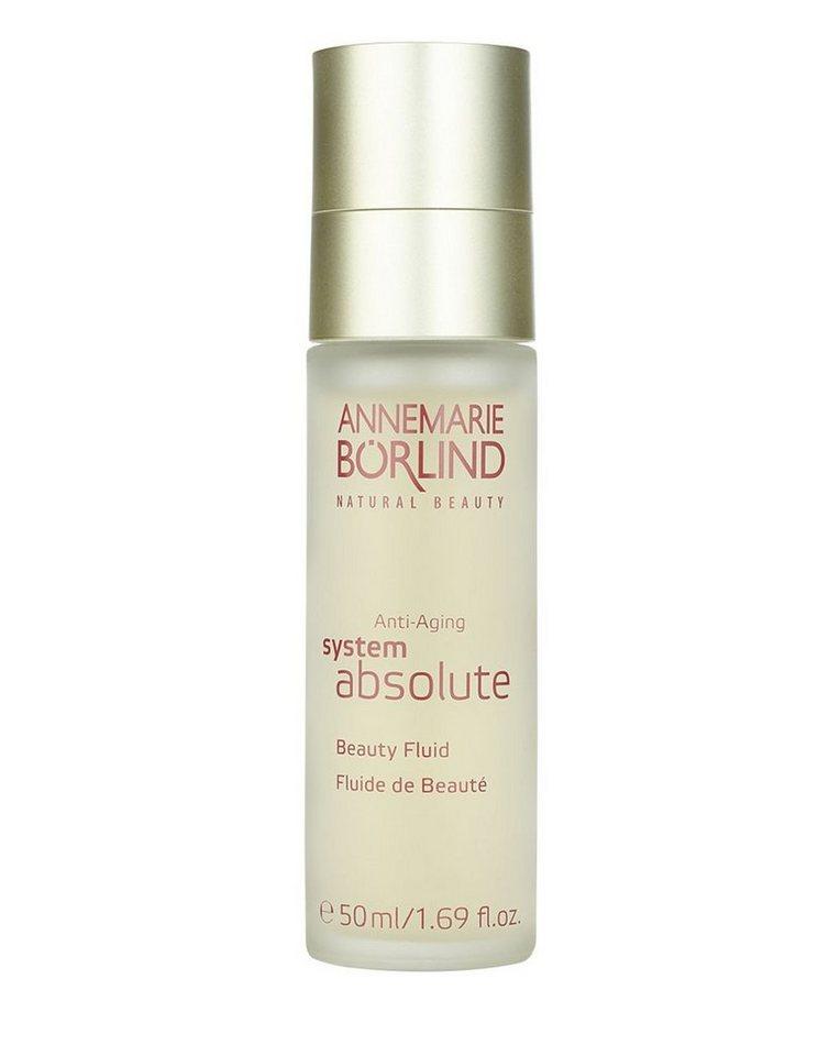 Annemarie Börlind Gesichtsfluid »System Absolute AA Beauty Fluid«