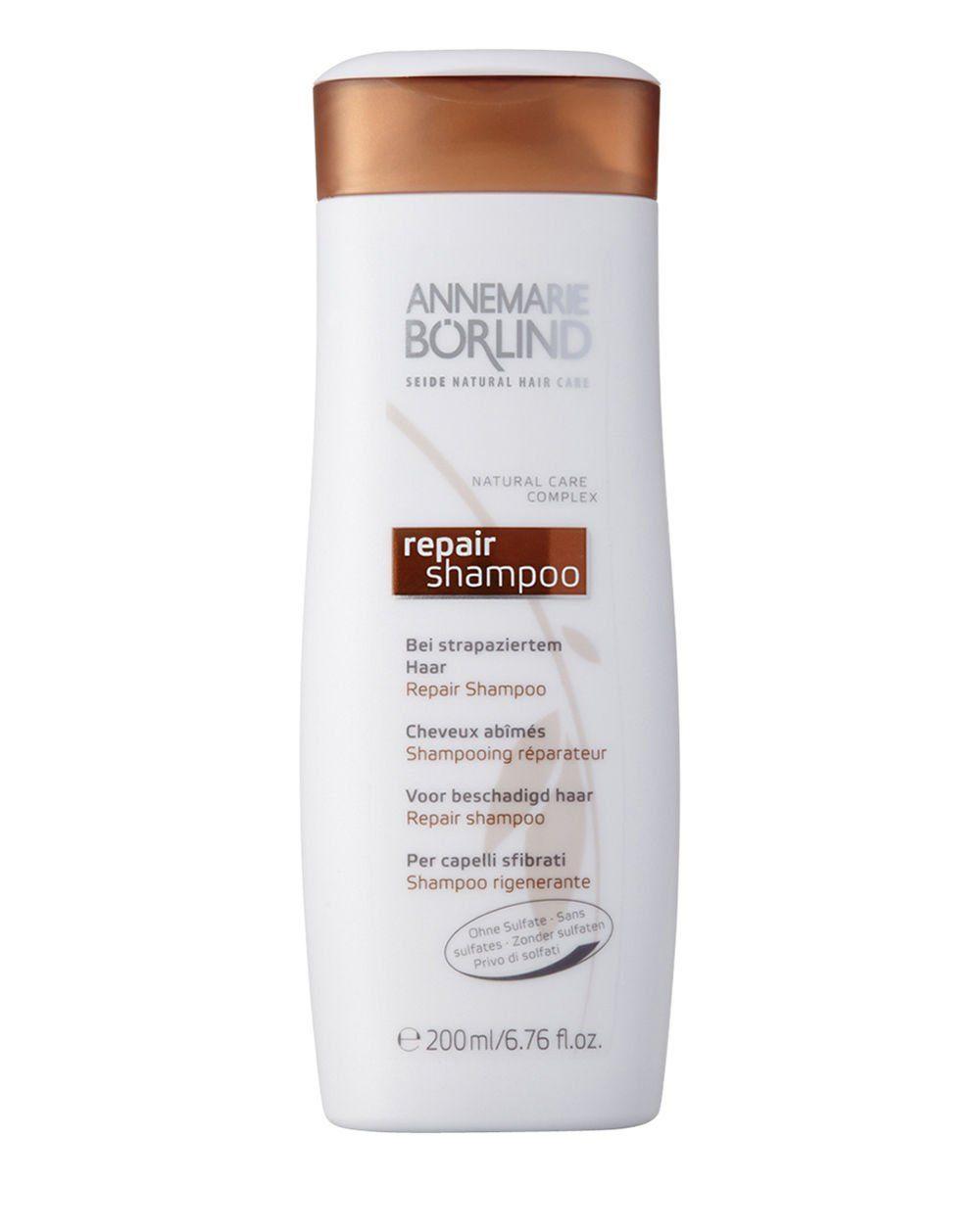 Annemarie Börlind Shampoo »Seide Natural Hair Care repair shampoo«