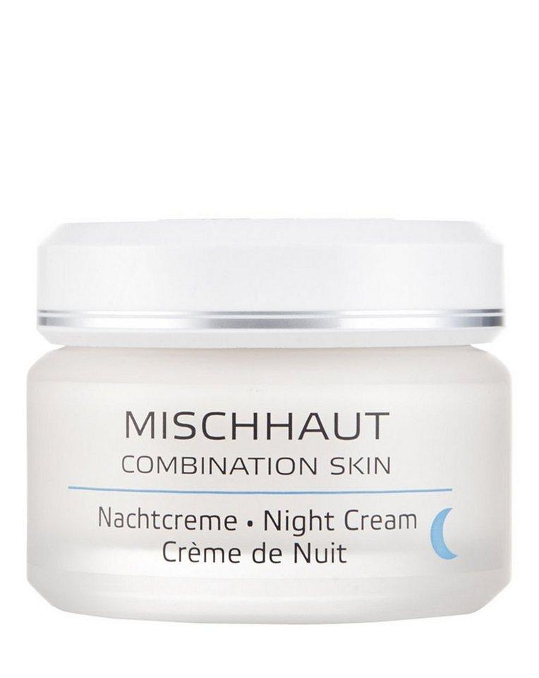 Annemarie Börlind Nachtpflege »MISCHHAUT Combination Skin«