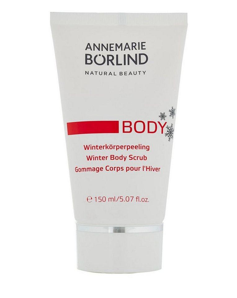 Annemarie Börlind Körperpeeling »Winterkörperpeeling Ltd«