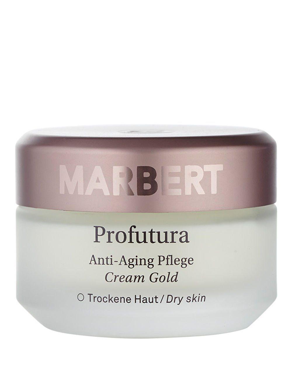 Marbert Gesichtscreme »Profutura Cream Gold Dry Skin«