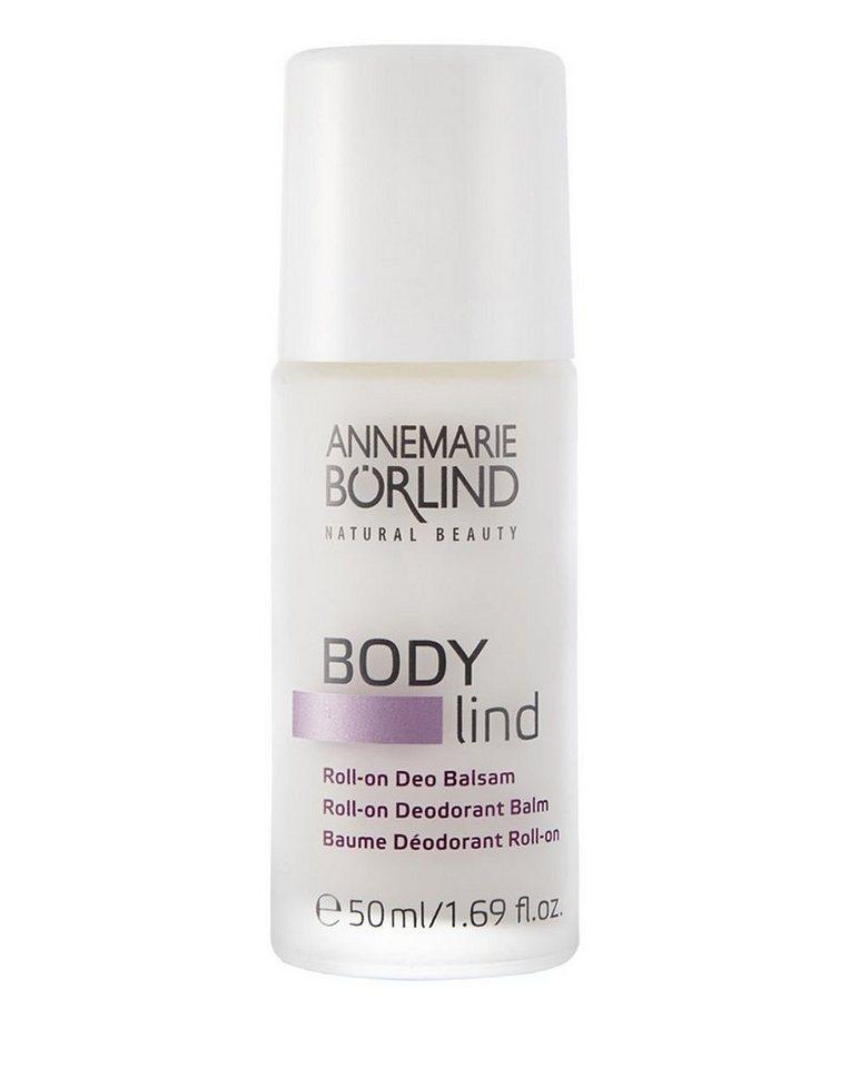 Annemarie Börlind Deo-Roll-on »Body Lind«
