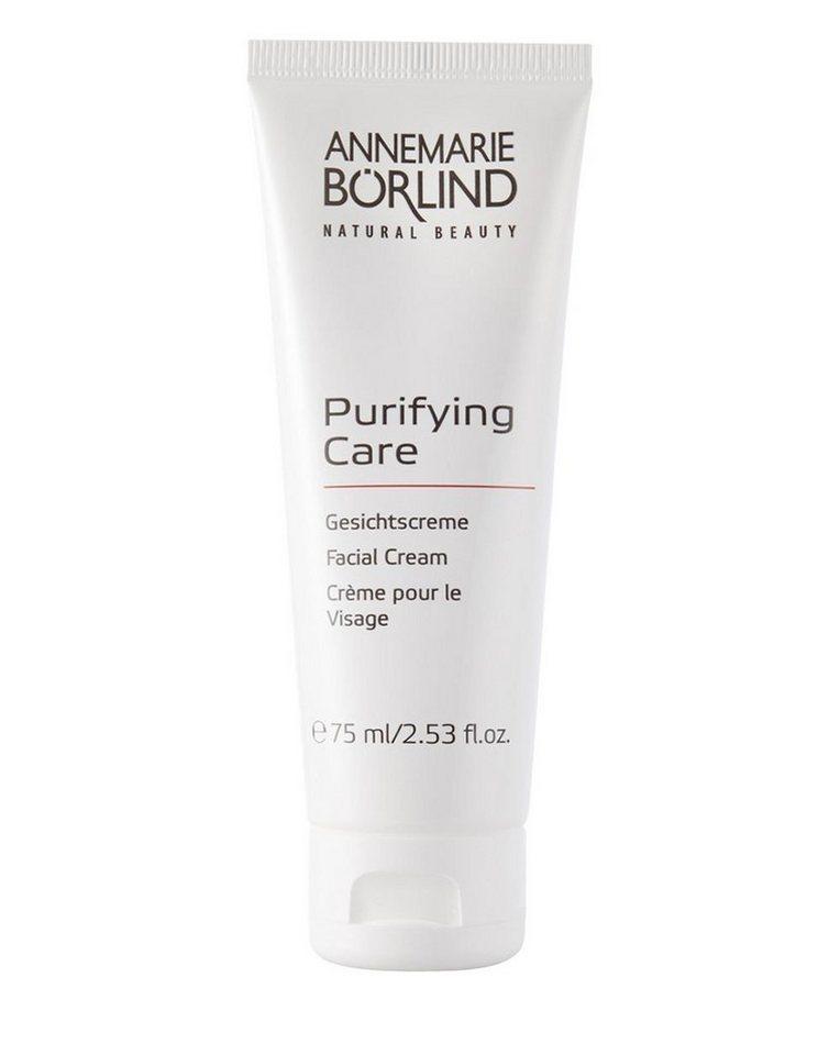 Annemarie Börlind Gesichtscreme »Purifying Care«