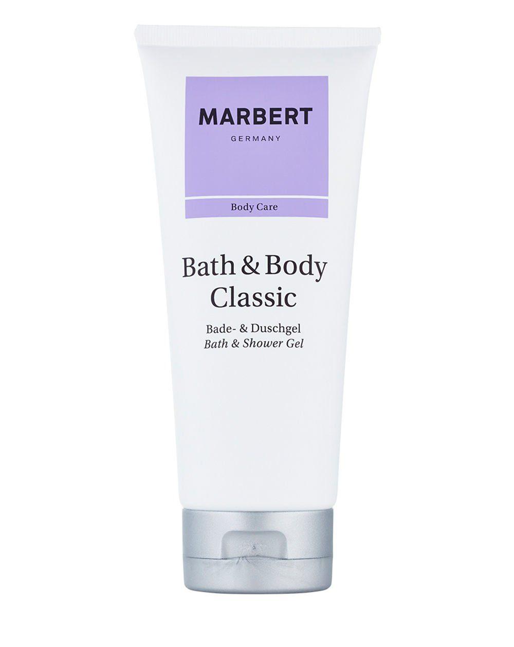 Marbert Bade- und Duschgel »Bath & Body Classic«
