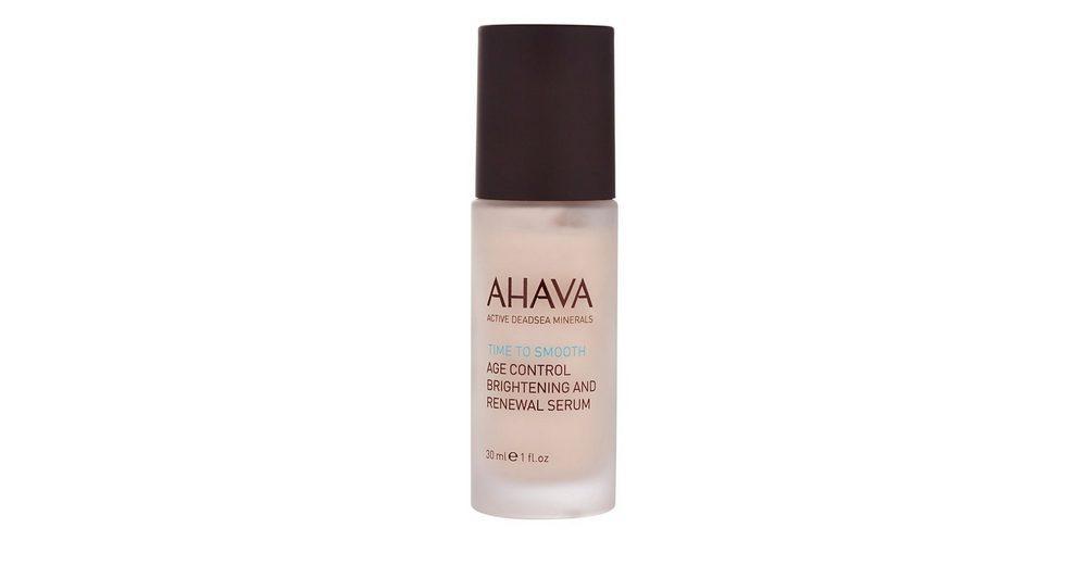 Ahava Serum »AGE CONTROL BRIGHTENING AND RENEWAL SERUM«