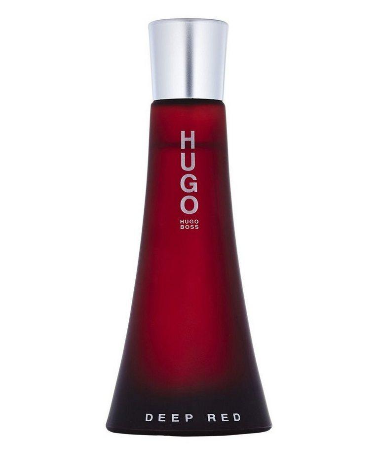 HUGO BOSS Eau de Parfum »HUGO Deep Red«
