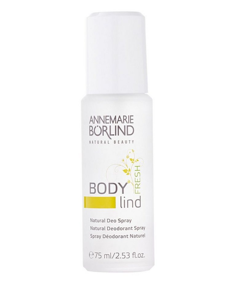 Annemarie Börlind Deo-Spray »Body Lind Fresh«