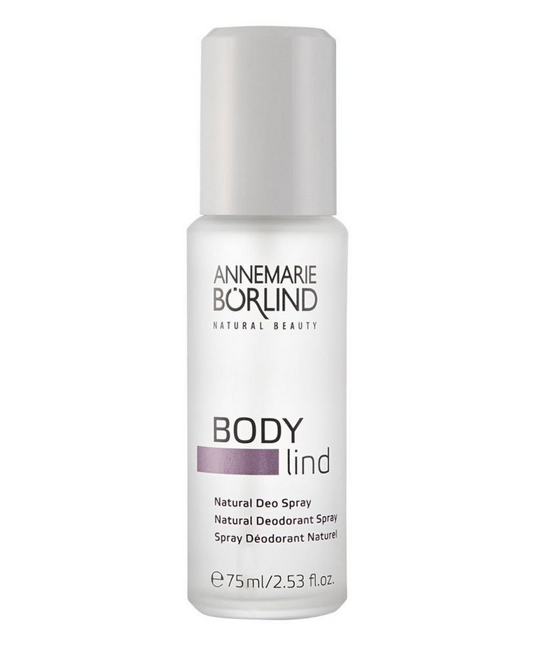 Annemarie Börlind Deo-Spray »Body Lind«