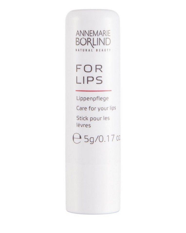 Annemarie Börlind Lippenpflege »For Lips«