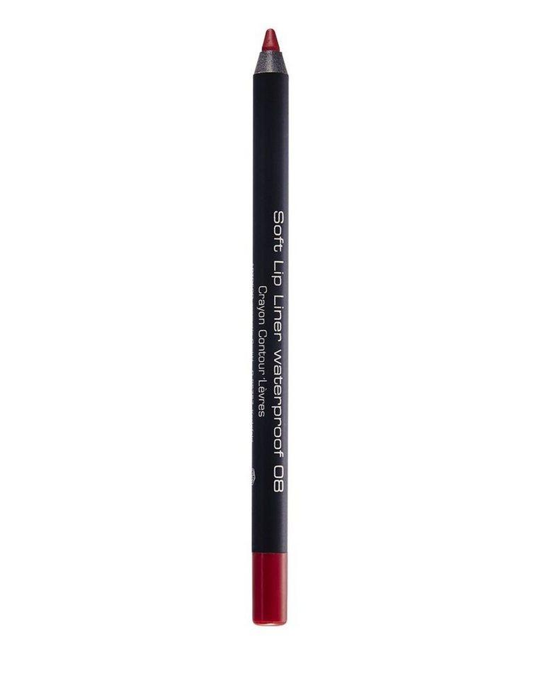 Artdeco Lippenkonturenstift »Soft Lip Liner Waterproof« in 08 MEDIUM CADMIUM RED
