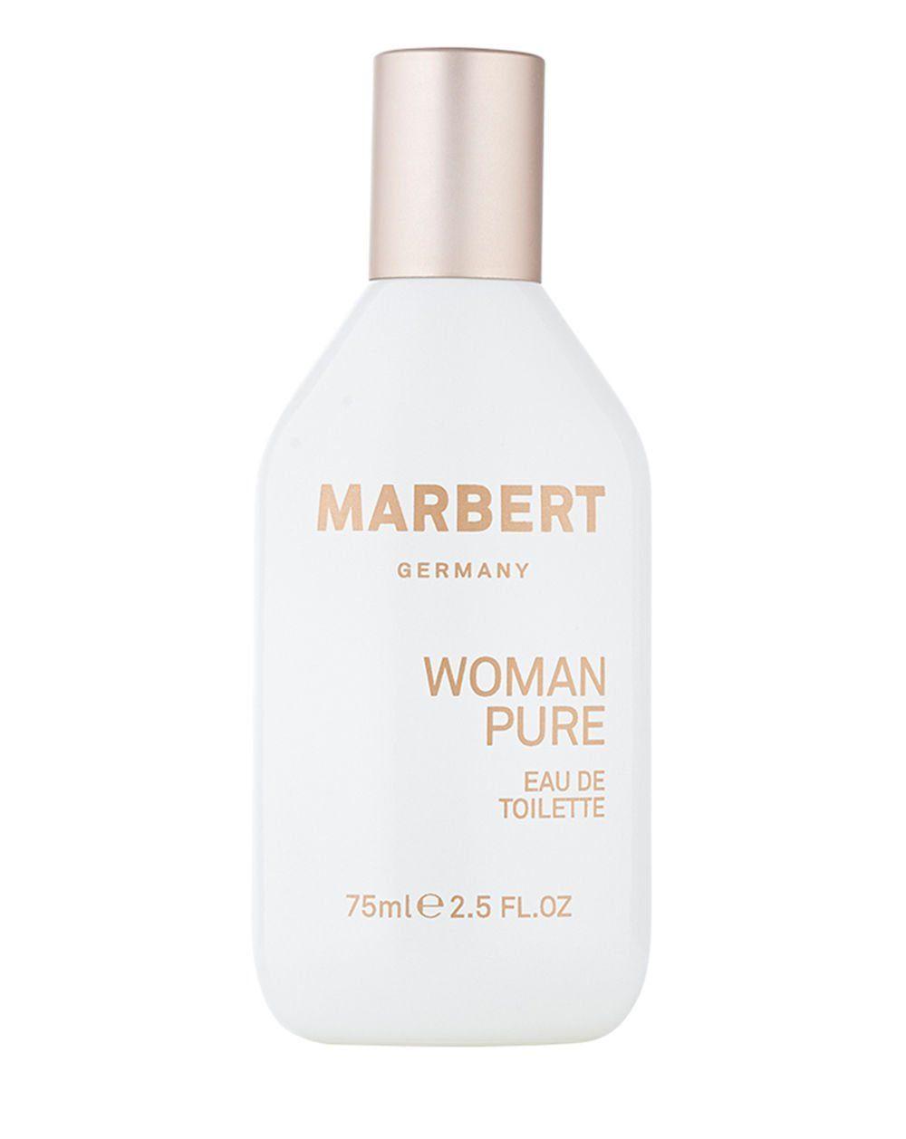 Marbert Eau de Toilette »Woman Pure«