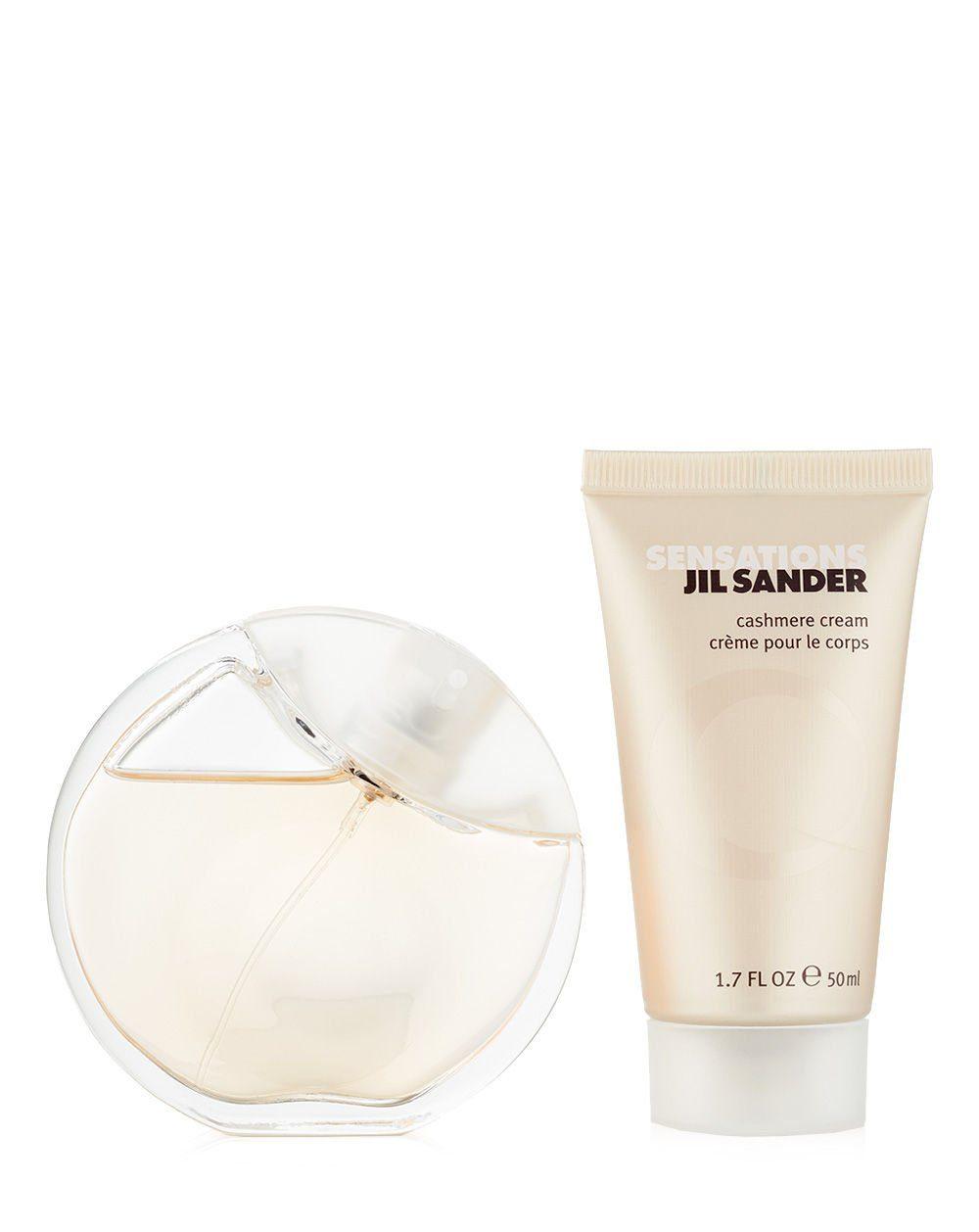 Jil Sander Parfum-Set »Sensations«