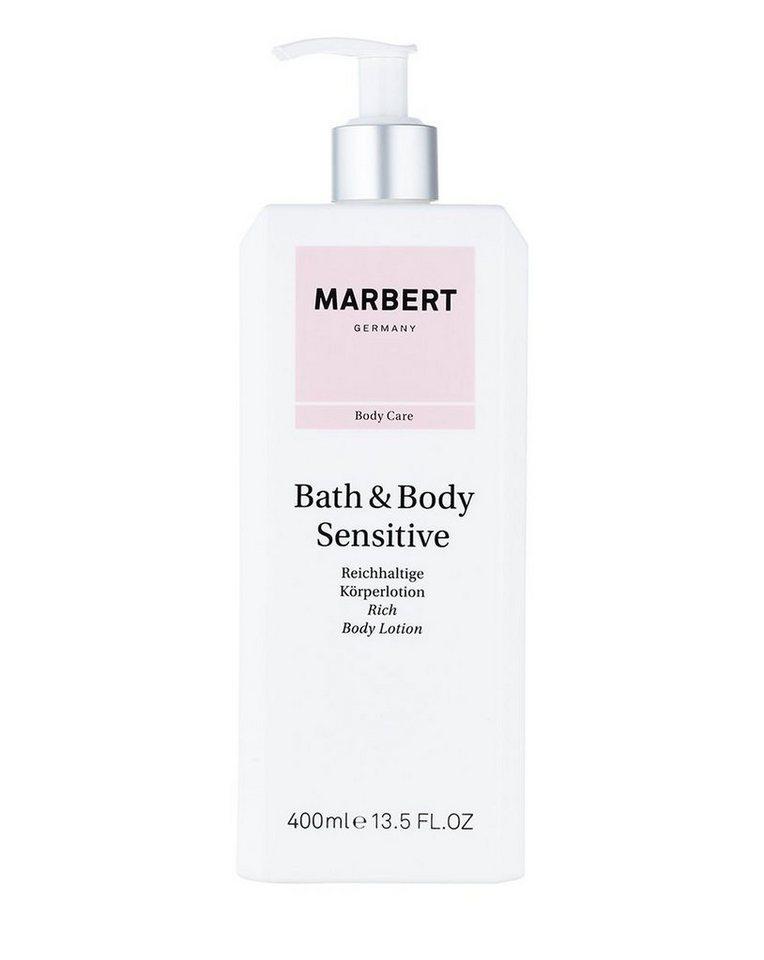 Marbert Bodylotion »Bath & Body Sensitive«