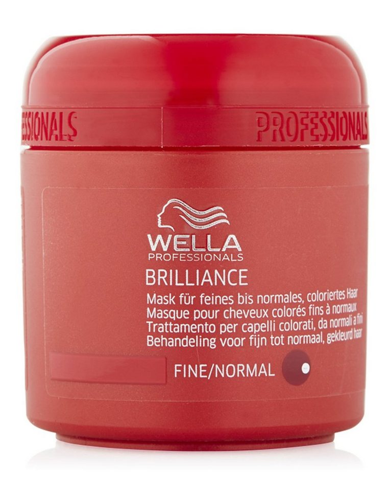 Wella Professionals Haarmaske »Care Brilliance«