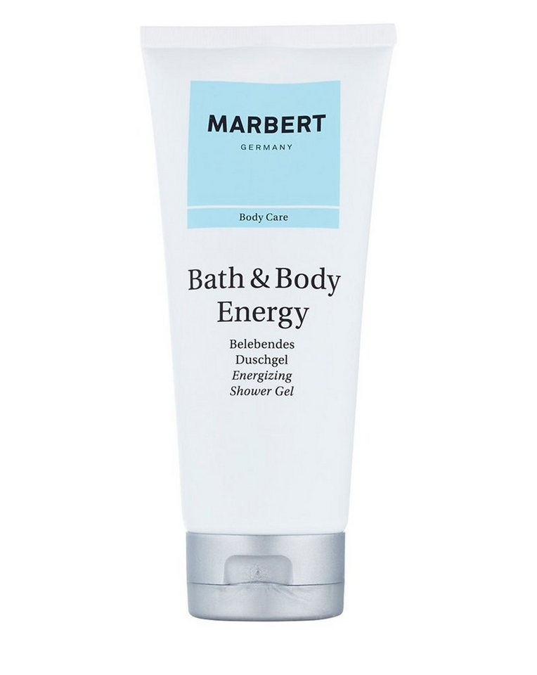 Marbert Duschgel »Bath & Body Energy Shower Gel«