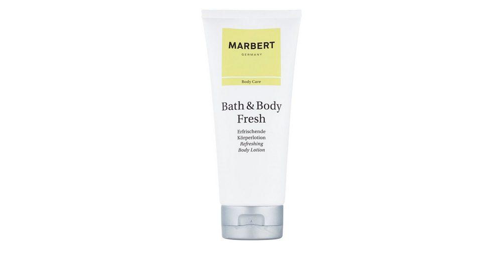 Marbert Bodylotion »Bath & Body Fresh«