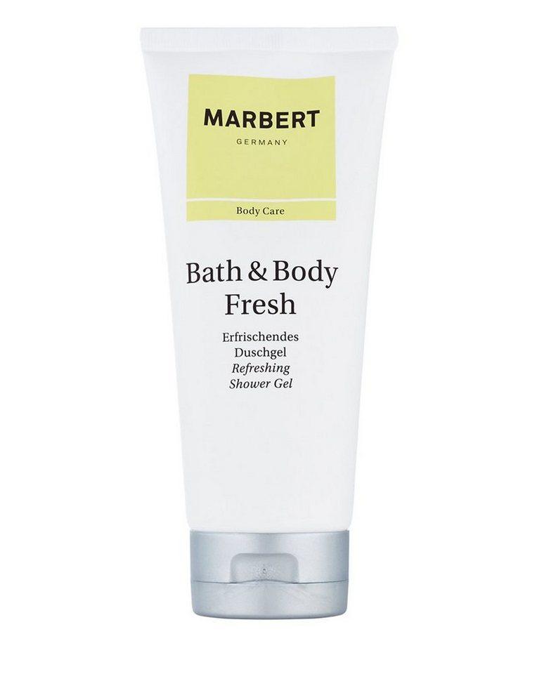 Marbert Duschgel »Bath & Body Fresh«