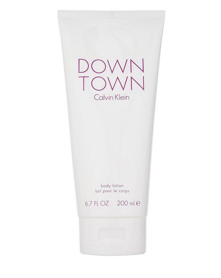 Calvin Klein Bodylotion »Downtown«