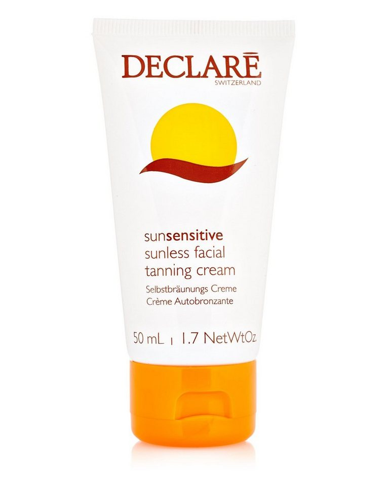 Declaré Selbstbräunungscreme »SunSensitive Sunless Facial Tanning Cream«
