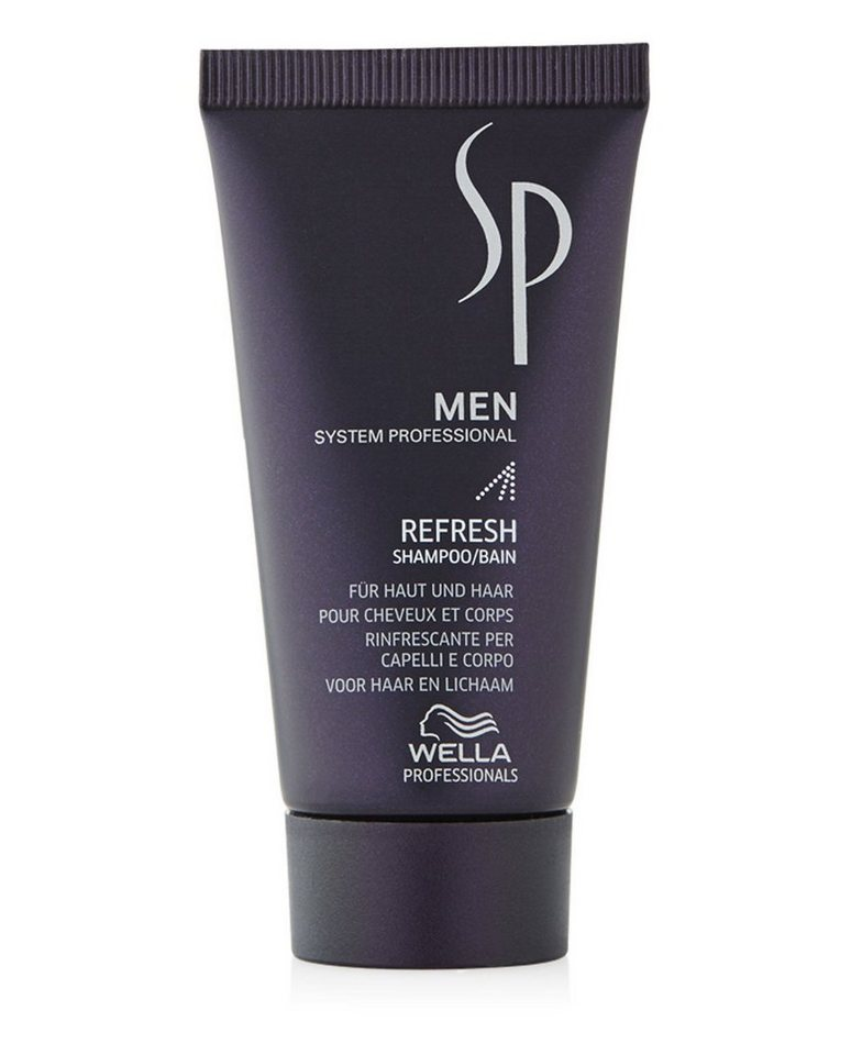 Wella SP Shampoo »Men«