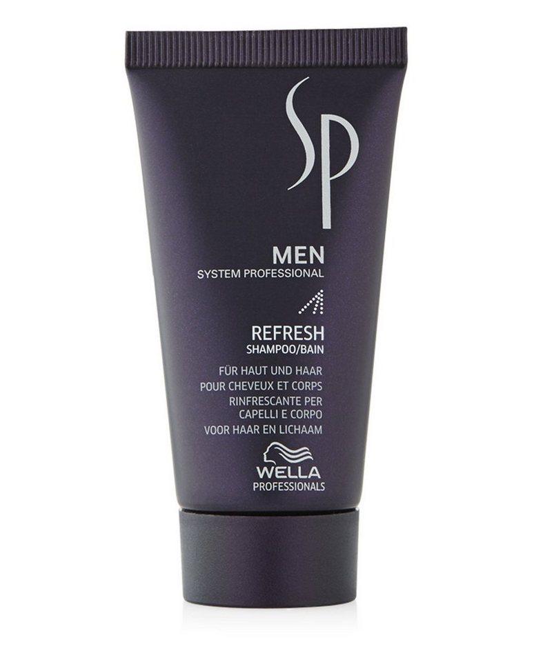 Wella SP Shampoo »Refresh Shampoo«