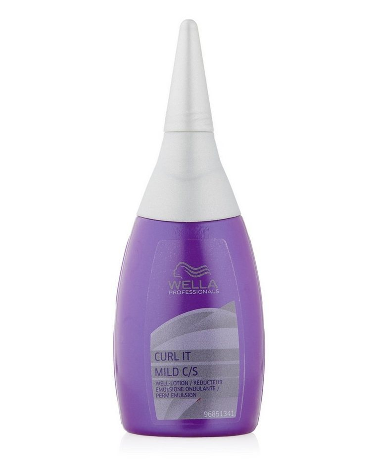 Wella Professionals Well-Lotion »Curl it Baseline Mild C/S«