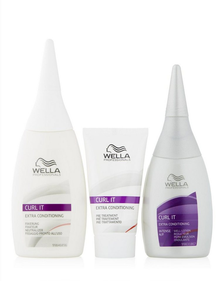 Wella Professionals Haarpflege-Set »Curl it Extra Conditioning Intense«